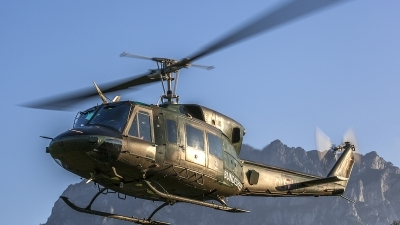 Photo ID 188086 by Thomas Ziegler - Aviation-Media. Austria Air Force Agusta Bell AB 212, 5D HG
