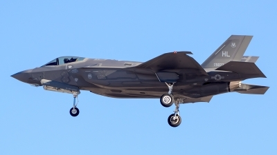 Photo ID 188059 by Colin Moeser. USA Air Force Lockheed Martin F 35A Lightning II, 13 5077