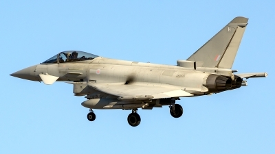 Photo ID 188092 by Colin Moeser. UK Air Force Eurofighter Typhoon FGR4, ZK300