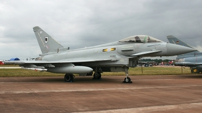 Photo ID 188148 by Ruben Galindo. UK Air Force Eurofighter Typhoon FGR4, ZJ914