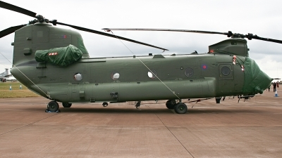Photo ID 188152 by Ruben Galindo. UK Air Force Boeing Vertol Chinook HC2 CH 47D, ZA707