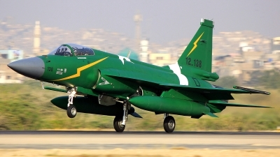 Photo ID 188136 by Syed Zohaib Zaidi. Pakistan Air Force Pakistan Aeronautical Complex JF 17 Thunder, 12 138