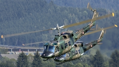 Photo ID 188659 by Thomas Ziegler - Aviation-Media. Austria Air Force Agusta Bell AB 212, 5D HG