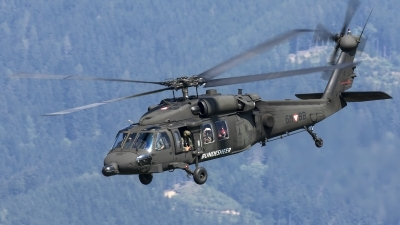 Photo ID 188254 by Thomas Ziegler - Aviation-Media. Austria Air Force Sikorsky S 70A 42 Black Hawk, 6M BB