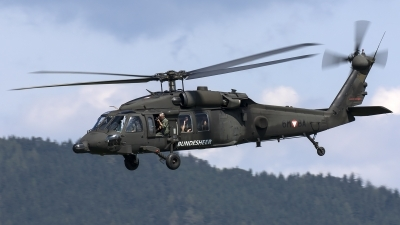 Photo ID 188255 by Thomas Ziegler - Aviation-Media. Austria Air Force Sikorsky S 70A 42 Black Hawk, 6M BA