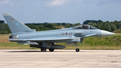 Photo ID 188281 by Rainer Mueller. Germany Air Force Eurofighter EF 2000 Typhoon S, 30 45