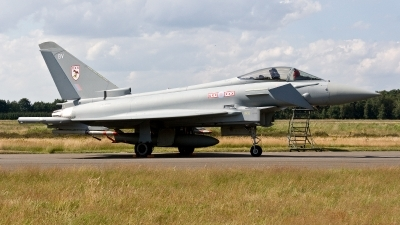 Photo ID 188328 by Jan Eenling. UK Air Force Eurofighter Typhoon FGR4, ZJ910