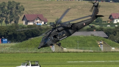 Photo ID 188517 by Thomas Ziegler - Aviation-Media. Austria Air Force Sikorsky S 70A 42 Black Hawk, 6M BH