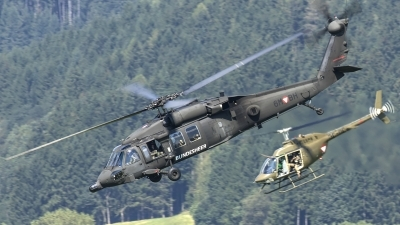 Photo ID 188331 by Thomas Ziegler - Aviation-Media. Austria Air Force Sikorsky S 70A 42 Black Hawk, 6M BH