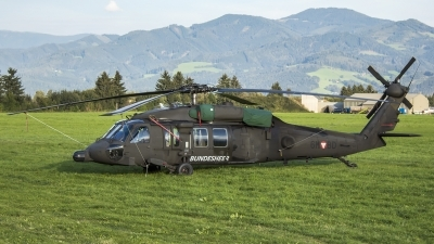 Photo ID 188373 by Thomas Ziegler - Aviation-Media. Austria Air Force Sikorsky S 70A 42 Black Hawk, 6M BD