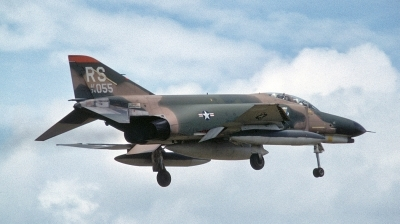 Photo ID 188378 by Alex Staruszkiewicz. USA Air Force McDonnell Douglas F 4E Phantom II, 74 1055