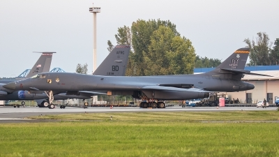 Photo ID 188376 by Thomas Ziegler - Aviation-Media. USA Air Force Rockwell B 1B Lancer, 85 0089