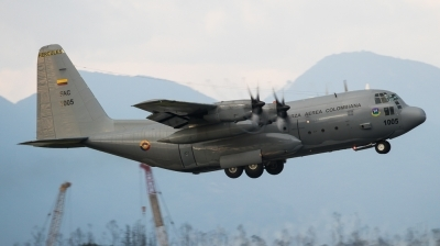 Photo ID 188397 by Andreas Zeitler - Flying-Wings. Colombia Air Force Lockheed C 130H Hercules L 382, FAC1005