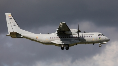 Photo ID 188393 by Andreas Zeitler - Flying-Wings. Colombia Air Force CASA C 295M, FAC1280