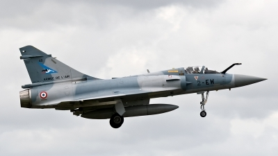 Photo ID 188444 by Jan Eenling. France Air Force Dassault Mirage 2000 5F, 48