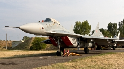 Photo ID 188461 by Jan Eenling. Hungary Air Force Mikoyan Gurevich MiG 29B 9 12A, 06