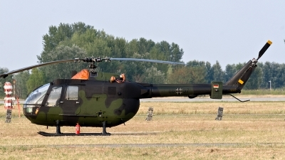 Photo ID 188465 by Jan Eenling. Germany Army MBB Bo 105P1, 86 57