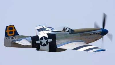Photo ID 22579 by Simon George. Private Private North American P 51D Mustang, G SIJJ