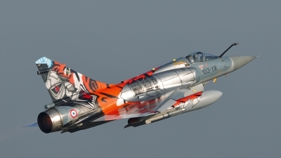 Photo ID 188652 by Peter Terlouw. France Air Force Dassault Mirage 2000C, 91