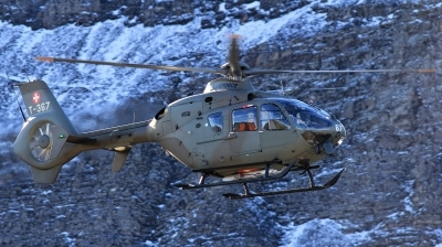 Photo ID 188730 by Milos Ruza. Switzerland Air Force Eurocopter EC 635P2, T 367
