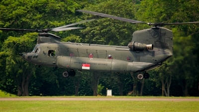 Photo ID 188644 by Gary Ng. Singapore Air Force Boeing Vertol CH 47SD Chinook, 88190