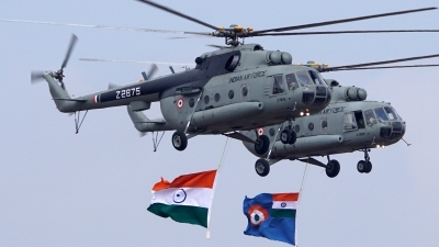 Photo ID 188689 by Lukas Kinneswenger. India Air Force Mil Mi 8T, S2875