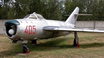 Photo ID 188703 by Jan Eenling. Hungary Air Force Mikoyan Gurevich MiG 17PF, 405
