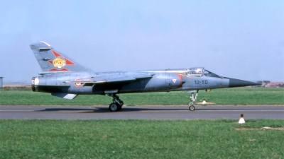 Photo ID 188751 by Marc van Zon. France Air Force Dassault Mirage F1C, 73