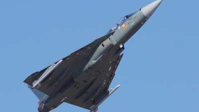 Photo ID 188768 by Lukas Kinneswenger. India Air Force HAL Tejas Mk 3, KH2013