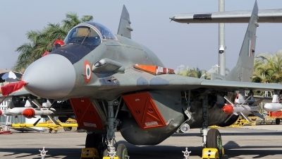 Photo ID 188769 by Lukas Kinneswenger. India Air Force Mikoyan Gurevich MiG 29UPG 9 20, KBU3118