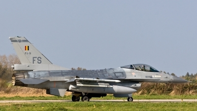 Photo ID 188852 by Jan Eenling. Belgium Air Force General Dynamics F 16AM Fighting Falcon, FA 91