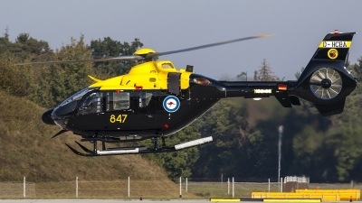 Photo ID 188965 by Thomas Ziegler - Aviation-Media. Australia Navy Eurocopter EC 135T2, N52 007