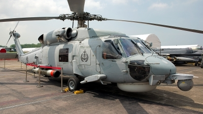 Photo ID 189035 by Gary Ng. Singapore Air Force Sikorsky S 70B Seahawk, 260