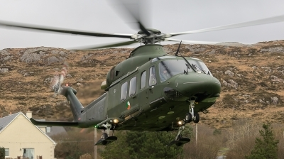 Photo ID 188881 by Roger Harrison. Ireland Air Force Agusta Westland AW139, 275