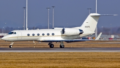 Photo ID 189001 by Patrick Weis. USA Air Force Gulfstream Aerospace C 20H Gulfstream IV, 92 0375