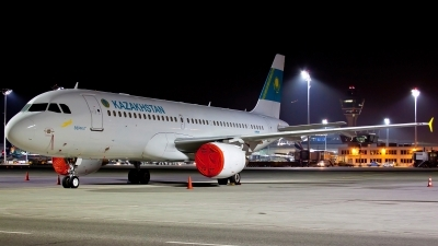 Photo ID 189002 by Patrick Weis. Kazakhstan Government Airbus A320 214XCJ, UP A2001