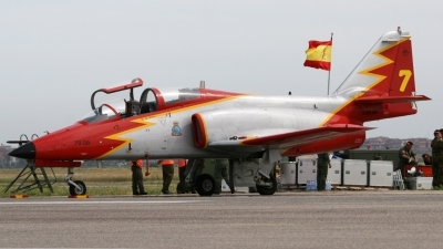 Photo ID 22664 by Marco Mittini. Spain Air Force CASA C 101EB Aviojet, E 25 08