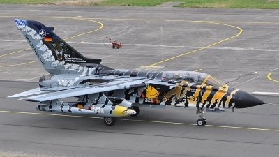 Photo ID 189051 by Eric Tammer. Germany Air Force Panavia Tornado ECR, 46 33