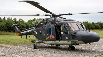 Photo ID 189069 by Jan Eenling. Netherlands Navy Westland WG 13 Lynx SH 14B, 265