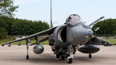 Photo ID 189107 by Jan Eenling. UK Air Force British Aerospace Harrier GR 7, ZD378