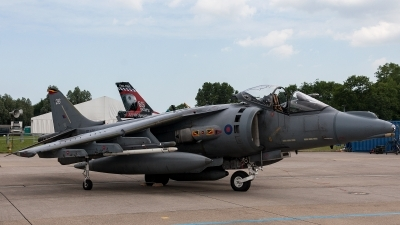 Photo ID 189281 by Jan Eenling. UK Air Force British Aerospace Harrier GR 7, ZD378