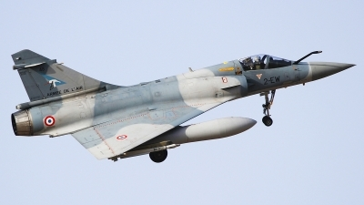 Photo ID 189172 by Ruben Galindo. France Air Force Dassault Mirage 2000 5F, 48