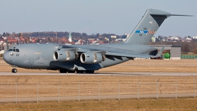 Photo ID 189249 by Patrick Weis. NATO Strategic Airlift Capability Boeing C 17A Globemaster III, 08 0002
