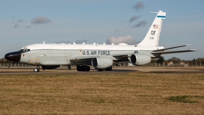 Photo ID 189301 by Ryan Dorling. USA Air Force Boeing RC 135W Rivet Joint 717 158, 62 4138