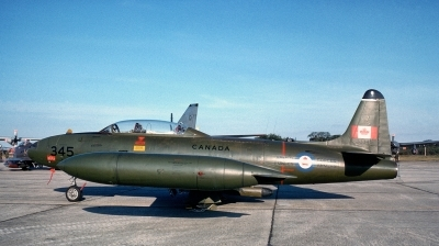 Photo ID 189340 by Alex Staruszkiewicz. Canada Air Force Canadair CT 133 Silver Star 3, 133345