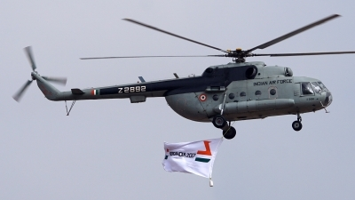 Photo ID 189553 by Lukas Kinneswenger. India Air Force Mil Mi 8T, Z2892