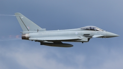 Photo ID 189564 by Ales Hottmar. UK Air Force Eurofighter Typhoon FGR4, ZK354
