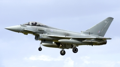Photo ID 189582 by Joop de Groot. UK Air Force Eurofighter Typhoon FGR4, ZK314
