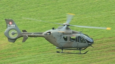 Photo ID 191251 by Sven Zimmermann. Switzerland Air Force Eurocopter EC 635P2, T 366