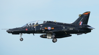 Photo ID 189599 by Mike Griffiths. UK Air Force BAE Systems Hawk T 2, ZK011